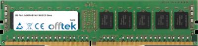 288 Pin 1.2v DDR4 PC4-21300 ECC Dimm 8GB Module