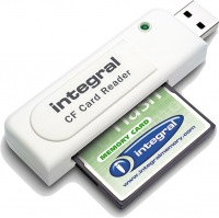 Integral Single Slot CF Card Reader Card Reader