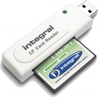 Integral Single Slot CF Card Reader Card Reader