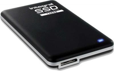Integral USB 3.0 External Portable SSD 128GB Drive