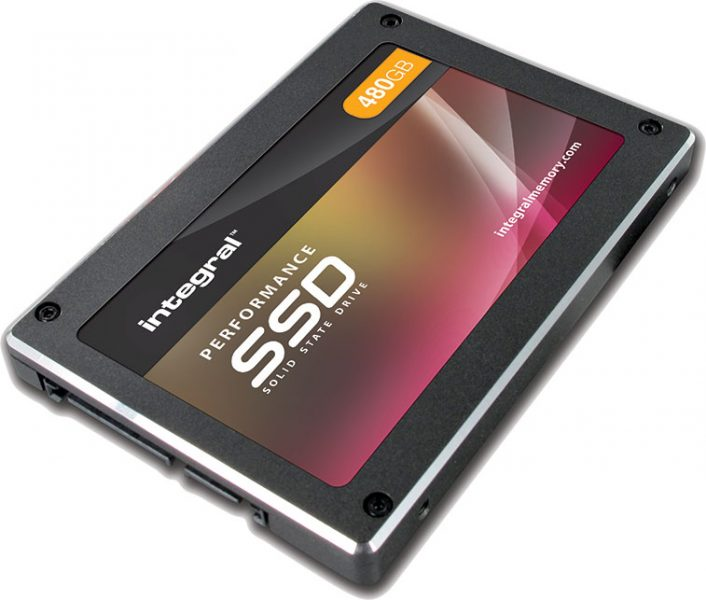 Integral P Series 5 SATA III 2.5 inch SSD 480GB Drive