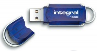 Integral Courier USB Pen Drive 16GB (34x speed)