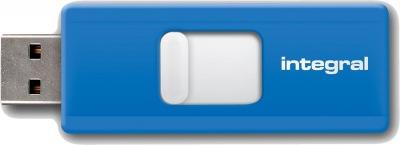 Integral Slide USB Drive 16GB