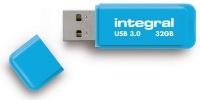 Integral Neon USB 3.0 Flash Drive 32GB