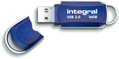 Integral Courier USB 3.0 Flash Drive 16GB