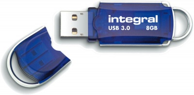 Integral Courier USB 3.0 Flash Drive 8GB