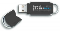 Integral Courier Dual FIPS 197 Encrypted USB 3.0 Drive 16GB