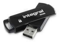 Integral Secure 360 Pen Drive 8GB Drive