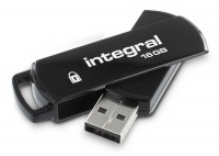 Integral Secure 360 Pen Drive 16GB Drive