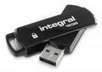 Integral Secure 360 Pen Drive 16GB Drive