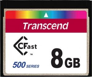 Transcend CFast  8GB Card