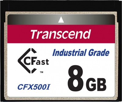 Transcend Industrial Temp CFast 8GB Card