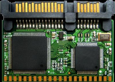 Transcend SATA Flash Modules - Vertical 2GB