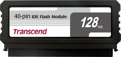 Transcend PATA Flash Module (40Pin Vertical) 128MB
