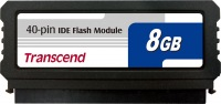 Transcend PATA Flash Module (40Pin Vertical) 8GB