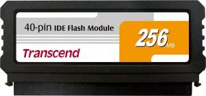 Transcend PATA Flash Module (40Pin Vertical) 256MB
