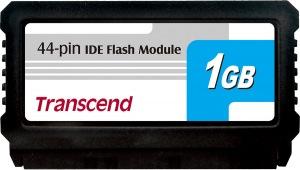 Transcend PATA Flash Module (44Pin Vertical) 1GB
