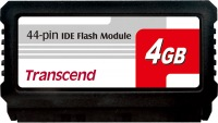 Transcend PATA Flash Module (44Pin Vertical) 4GB