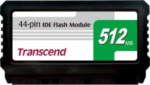 Transcend PATA Flash Module (44Pin Vertical) 512MB