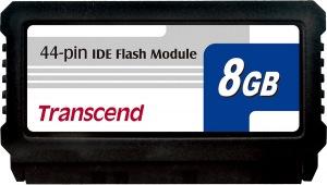 Transcend PATA Flash Module (44Pin Vertical) 8GB
