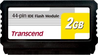 Transcend PATA Flash Module (44Pin Vertical) 2GB