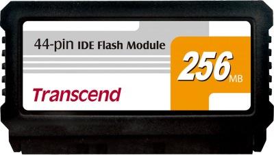 Transcend PATA Flash Module (44Pin Vertical) 256MB