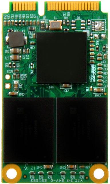 Transcend SATA III 6Gb/s mSATA SSD 128GB Drive