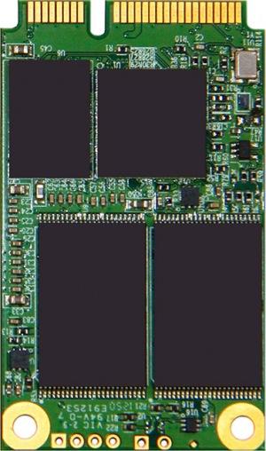 Transcend SATA III 6Gb/s mSATA SSD 32GB Drive