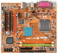 Abit IS-12 Motherboard