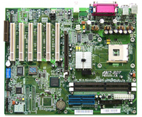 Abit BE7-S Motherboard