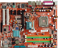 Abit AA8-3rd Eye Motherboard