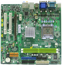 Acer MCP73O Motherboard