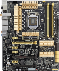 Asus Z97-Deluxe (USB 3.1) (NFC & WLC) Motherboard