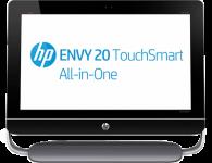 HP-Compaq Envy 20 Series
