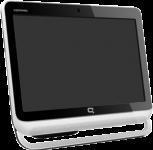HP-Compaq Presario All-in-One CQ1 Series