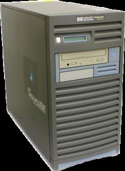Visualize Pl-Class Workstation (PII 800-1GHZ)