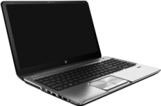 HP-Compaq Pavilion Notebook m6