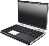 HP-Compaq Pavilion Notebook ZD8000 Series