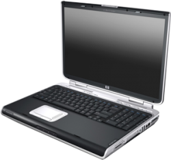 Pavilion Notebook zd8007
