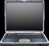HP-Compaq Pavilion Notebook ZE4900 Series