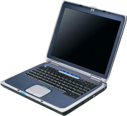 Pavilion Notebook ze5706EA