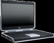 HP-Compaq Pavilion Notebook ZV5000 Series